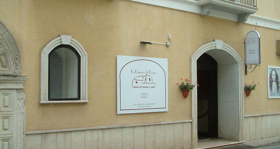 La Dimora Del Borgo Belvedere Marittimo
